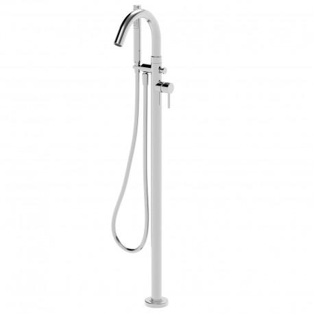Towertech rubinetto vasca a pavimento (12044 PAV)