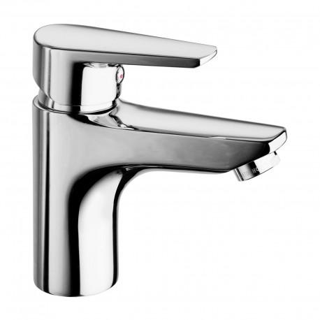 Metrò rubinetto miscelatore monocomando per lavabo monoacqua 32004TC