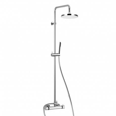 Metrò colonna con rubinetto esterno doccia (32936 COL)