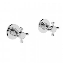 Victoria rubinetti incasso doccia 2 maniglie (25750)
