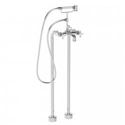 Victoria rubinetto vasca a pavimento (25029)