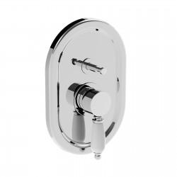 Imperial rubinetto miscelatore incasso doccia con deviatore 15050R