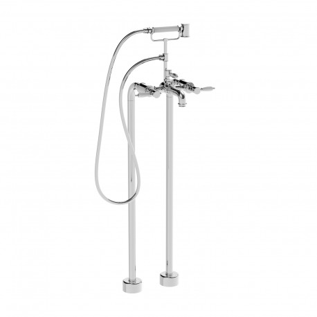Floor mounted bath tub mixer Imperial 15029
