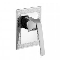 Luce Suite rubinetto miscelatore monocomando incasso doccia 84016SC
