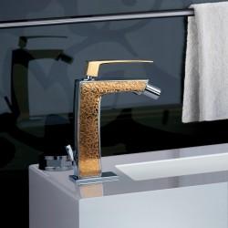 Luce Suite rubinetto miscelatore monocomando per bidet 84103SC