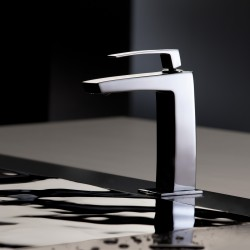 Luce rubinetto miscelatore monocomando per lavabo 8405