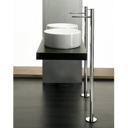 Complete free standing basin mixer Gaia 55095