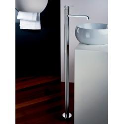 Tolomeo rubinetto miscelatore monocomando per lavabo a pavimento 83095