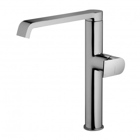 Single-lever sink mixer, swivel spout Tolomeo 83165