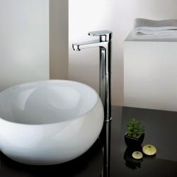 Fosca rubinetto miscelatore monocomando per lavabo alto 86065