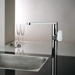 Single-lever sink mixer, swivel spout LUXURY Fosca 86164
