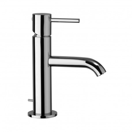 Single-lever washbasin mixer with or without pop-up waste Pepe 12054-12050