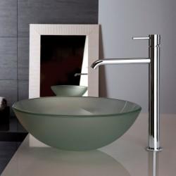 Pepe rubinetto miscelatore monocomando per lavabo alto 12065