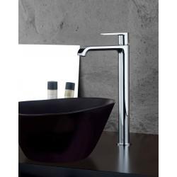 Gioia rubinetto miscelatore monocomando per lavabo alto 73065