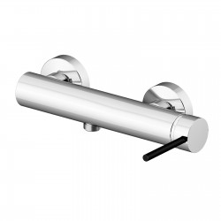 External shower mixer Circle One lever Gattoni 9025