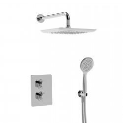 Laghi kit incasso doccia termostatico soffione e doccetta (44950 R2 SOF KIT)