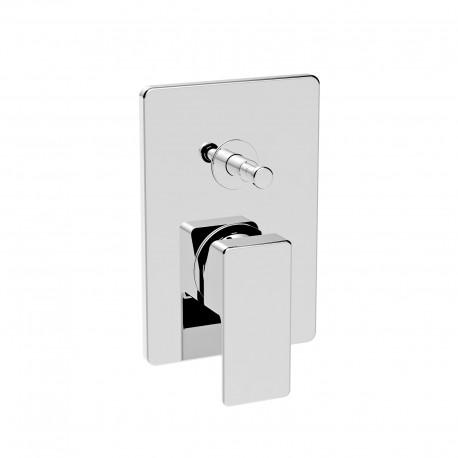 Profili miscelatore  incasso doccia con deviatore a ritorno automatico (45050 R)