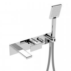Profili rubinetto vasca a muro (45040 R)