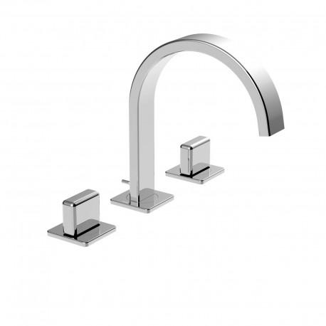 Profili batteria lavabo 3 fori  (45801)