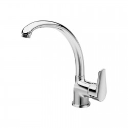 Sink mixer with high spout Metrò La Torre 32113