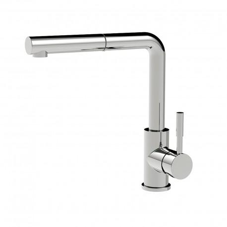 Towertech rubinetto lavello con doccetta estraibile 12881