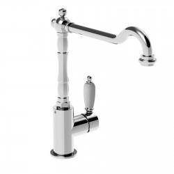 Imperial rubinetto lavello con bocca d'erogazione retrò (15713)
