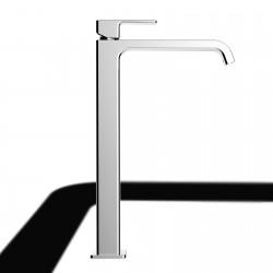 Rubinetto miscelatore monocomando per lavabo alto Profili Plus La Torre 46501TC