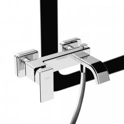 Profili Plus rubinetto miscelatore monocomando per vasca senza accessori 46020S