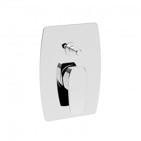 Studio rubinetto incasso doccia con deviatore (31050)