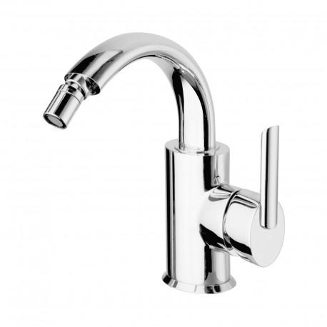 Ovaline rubinetto bidet con bocca d'erogazione alta (26611)