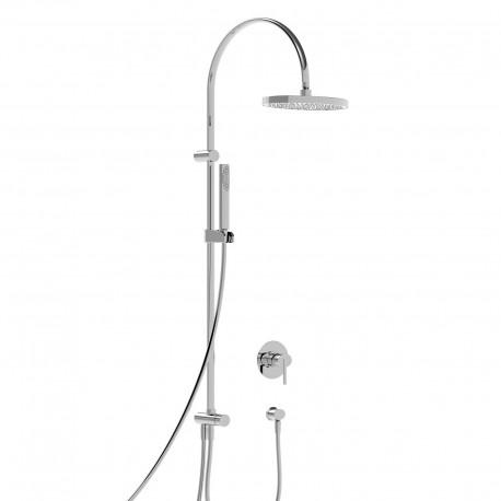 Ovaline colonna con incasso doccia (26050 COL)