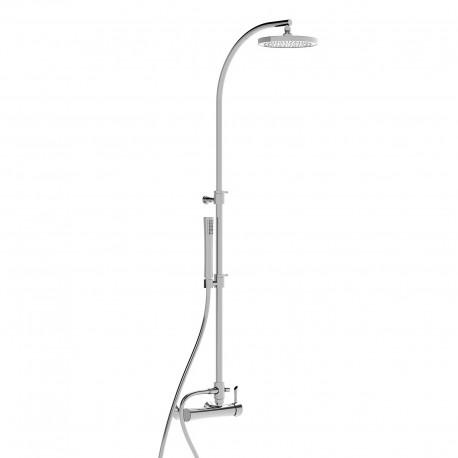 Konvex colonna con rubinetto esterno doccia (17036 COL)