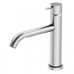 Diametro35 rubinetto lavabo con bocca d'erogazione flessa E0BA0124CL