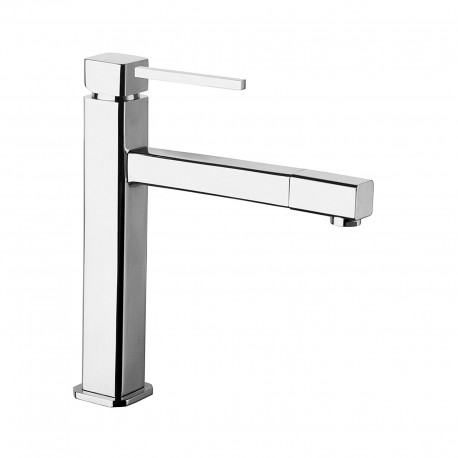 Dado tall sink mixer with pull-out spray 20181