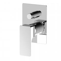 Glitter rubinetto incasso doccia con deviatore