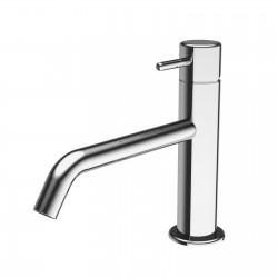 Reverso rubinetto monocomando lavabo con bocca d'erogazione mm 175 Q0BA6024