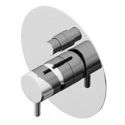 Reverso rubinetto incasso doccia con deviatore Q0BA6150