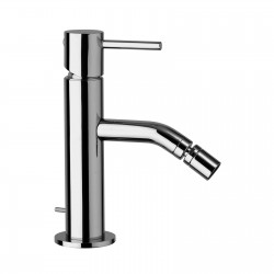 "Single-lever bidet mixer with 1""1/4 pop-up waste Pepe 12103"