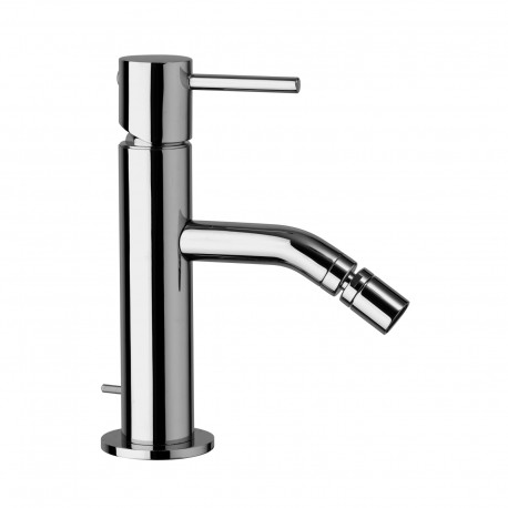 """Single-lever bidet mixer with 1""""1/4 pop-up waste Pepe 12103"""