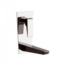Speed rubinetto miscelatore monocomando per lavabo incasso verticale SP634