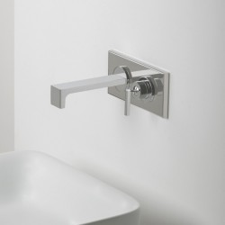 Waterblade_J built-in single lever basin mixer