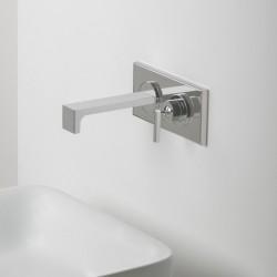 Waterblade_J built-in single lever basin mixer