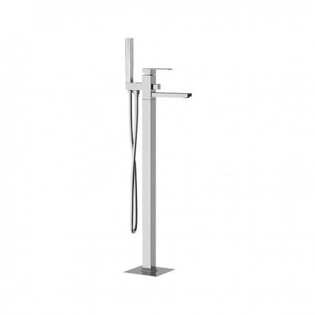 Skyline rubinetto miscelatore monocomando per vasca a pavimento SK678