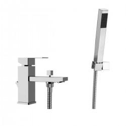 Skyline rubinetto miscelatore monocomando per lavabo/vasca SK606D
