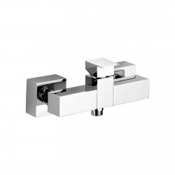 Exposed shower mixer, without shower kit Skyline Daniel Rubinetterie SK611