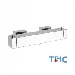 Skyline Thermo rubinetto miscelatore termostatico a corpo freddo esterno doccia SKTF611