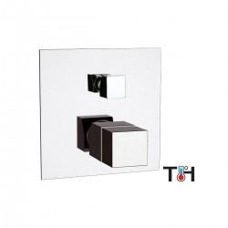 Skyline Thermo rubinetto miscelatore termostatico incasso doccia/vasca con deviatore SKT612