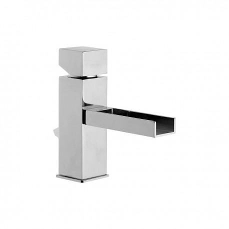 Cube Waterfall rubinetto monocomando per lavabo con cascata CW60