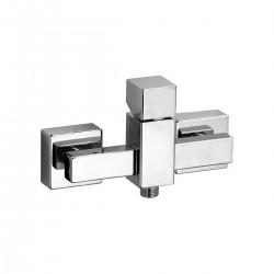 Cube Waterfall rubinetto monocomando esterno doccia CU611