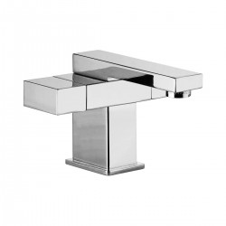 Twin one-hole washbasin mixer W511